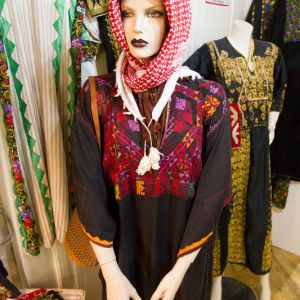 Traditional Palestine Clothes 4